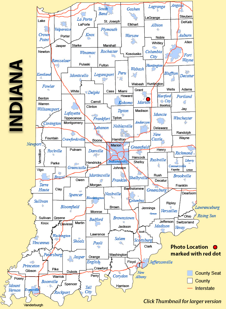 Gas City Indiana Map.Victory Lanes Bowling Alley In Gas City Indiana Photograph By