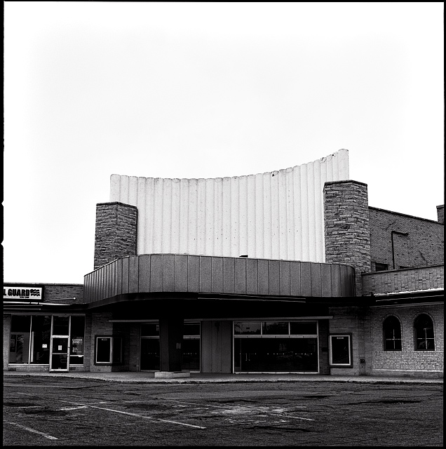 quimby village theater in fort wayne photograph by