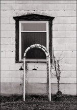 Old House and Garden Arch