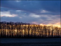 Late Winter Sunset #2