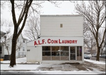 A.L.F. Coin Laundry