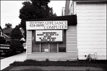 Appliance Store Church