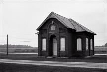 Schoolhouse at Besancon, Indiana #1