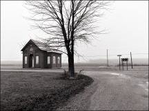 Schoolhouse at Besancon, Indiana #4