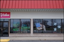 Vacant Storefront For Rent in Avilla