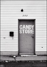 Creepy Candy Store