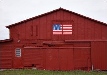 Red Barn on Dekalb County Road 5