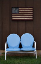 Double-Seat Motel Chair