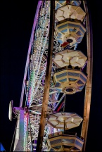 Ferris Wheel at the Elkhart County Fair
