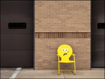 Emoji Chair #9