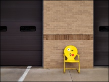 Emoji Chair #8