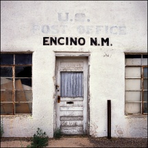 Post Office in Encino, New Mexico #1