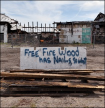 Free Firewood With Nails
