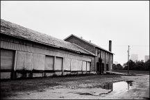 New York Central Railroad Freight Depot #1