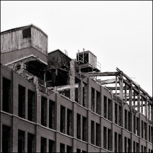 GE Factory Demolition #2
