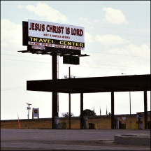 Jesus Christ Is Lord Travel Center #4