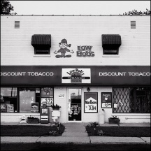 Low Bob's Discount Tobacco Town #2