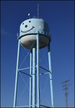 Water Tower in Markle #1