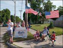 2016 Waynedale Memorial Day Parade #5