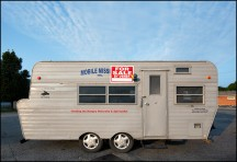 Charity Food Trailer: For Sale
