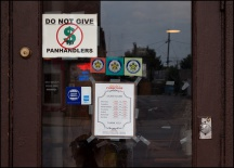 Do Not Give Money To Panhandlers