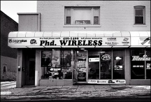 PhD Wireless