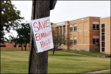 Save Elmhurst High!