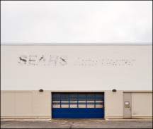 Fort Wayne's Last Sears Store - Closed