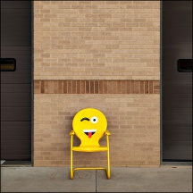 Emoji Chair #3