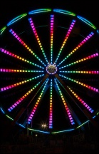 Ferris Wheel In Motion #2
