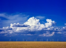 Texas Windmill Farm #2