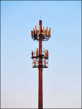 Cellphone Tower On US-33 #1