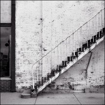 Apartment Stairs In Wapakoneta