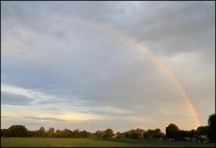 Waynedale at the End of the Rainbow