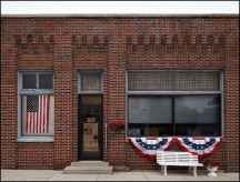 Village Office in Willshire, Ohio