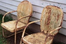 Grandpa's Chairs #9