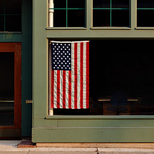 Photographs of American Patriotism by Christopher Crawford.