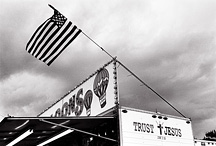 Photographs of patriotism in America